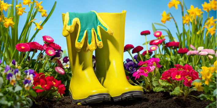 How to Prep for Your Spring Garden