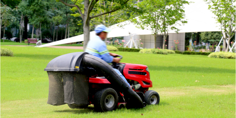 Keep the Landscape of Your Business on Track with Professional Lawncare Services | The Experienced Gardener