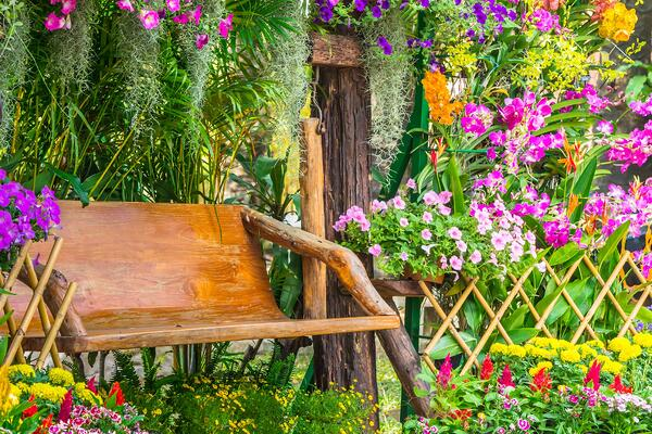 The 6 Key Steps To Creating A Perfect Garden | The Experienced Gardener