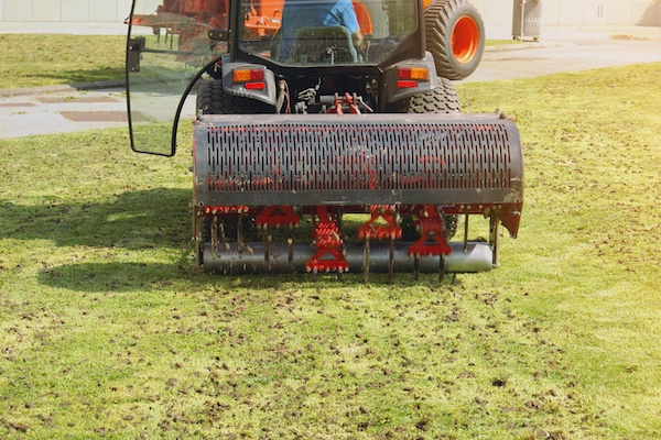 What Does Aerating A Lawn Mean? | The Experienced Gardener
