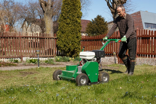What is the Best Time to Aerate Your Lawn? | The Experienced Gardener