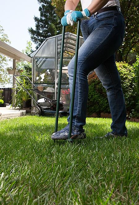 Why Is October The Best Time To Aerate My Lawn? | San Joaquin Pest Control